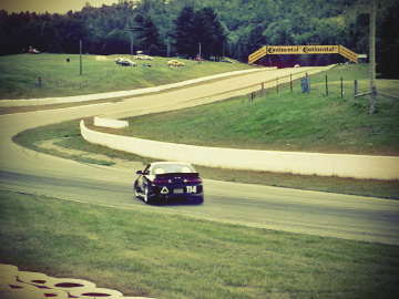 My first event at Mosport GP was in a regional race. Needles to say, it was stressful!
