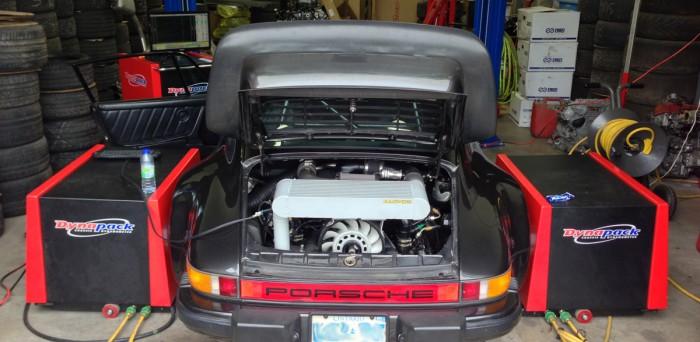 Air cooled, turbocharged 911 fun