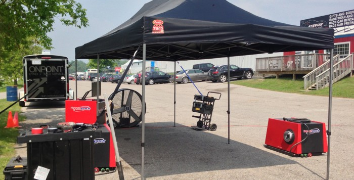 Some Mosport dyno testing for the CASC-OR GT Challenge series