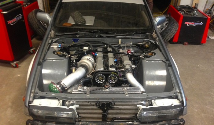A clean engine bay is a reliable engine bay.