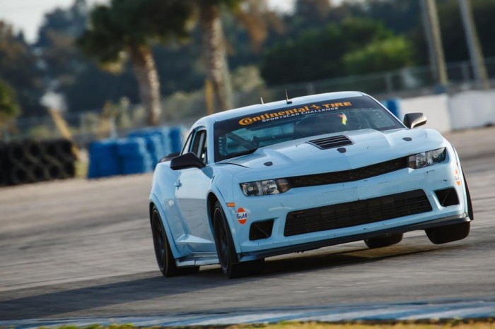 Photo from our Sebring test. Picking up the inside front with all that power down goodness. Photo Credit: Jake Media