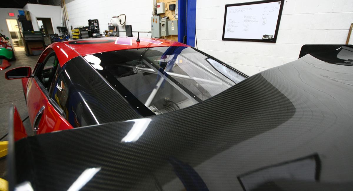 350z Wing Mount Details – Zach Peterson Drift Car In Action!