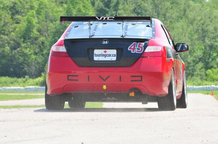 VMC's CTCC Super Touring Civic
