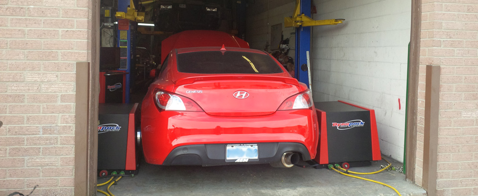 Joey's 400whp Haltech Genesis Coupe