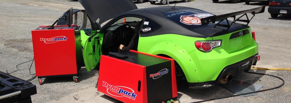 Tuner Challenge FR-S Trackside Dyno + Testing