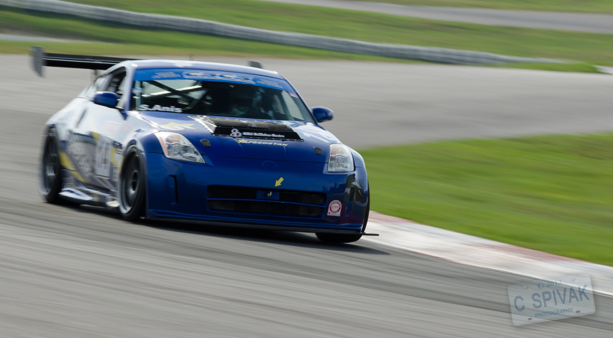 Kels The 350z Racecar Profile